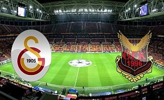 Galatasaray Östersunds rövanş maçı ne zaman şifresiz hangi kanalda