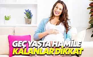 Geç dönem gebeliklerinde riski Omega 3 ile azaltın