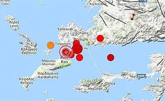 Kandilli'den Muğa deprem son dakika! Tsunami 13 cm