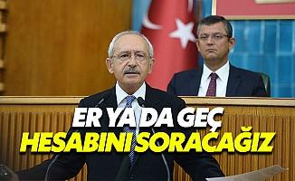 """Kılıçdaroğlu: """"Ordudaki Atatürkçüleri sen temizlemedin mi?"""""""