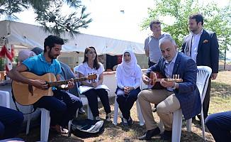 Kızılay Gençlik Kampları gençleri bekliyor