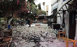 Kos Adasında Deprem Meydana Geldi Ölen ve Yaralanan Var