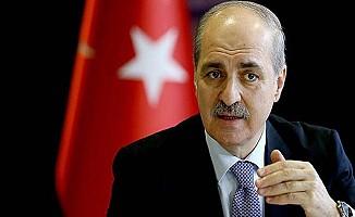 Kültür ve Turizm Bakanı Numan Kurtulmuş' Çok Önemli Açıklamada Bulundu