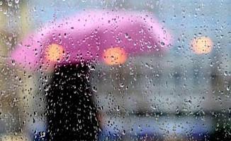 Meteoroloji Tarafından Sağanak Yağış Uyarısı Yapıldı