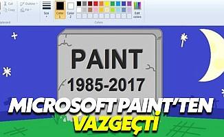 Paint tarihe karışıyor