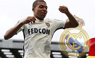 Real Madrid'den Kylian Mbappe için 180 milyon Euro