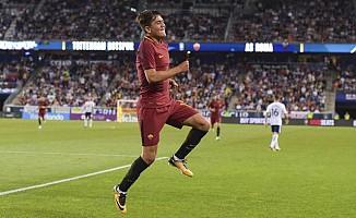 Romalı Cengiz Ünder'den ilk gol