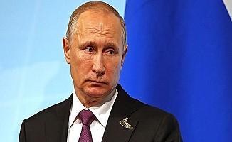 Rusya Devlet Başkanı Putin, ABD'yi Çok Sert Eleştirdi