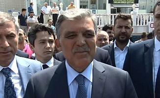 Son dakika..Abdullah Gül'den 'tutuklu gazeteci' çıkışı