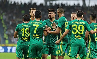 Sturm Graz 1-2 Fenerbahçe Geniş Maç Özeti Avrupa Ligi