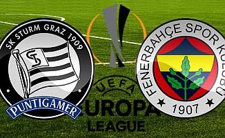 Sturm Graz Fenerbahçe şifresiz beIN Sports canlı maç yayını