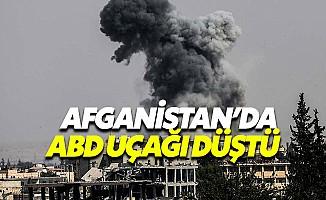 Taliban, Amerikan kargo uçağını düşürdü