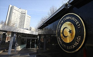 Türkiye Almanya'yı Çok Sert Eleştirdi