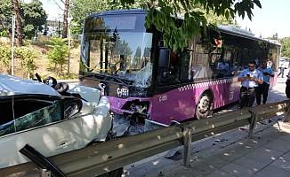 Üsküdar'da halk otobüsü faciası: 11 yaralı