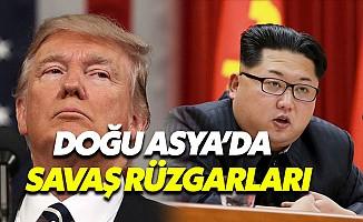 ABD Başkanı Trump'dan Kuzey Koreye nükleer gönderme
