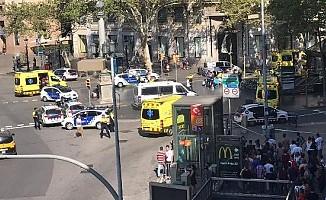 Barcelona'daki terör saldırısında yaralanan Türk iş adamı Emre Eroğlu