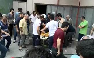 Bayrampaşa'da Yangın 1 Ölü 10 Yaralı