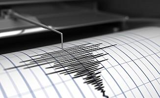 Bodrum'da Gökova Körfezi'nde 4.2 şiddetinde deprem