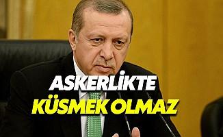 Cumhurbaşkanı Erdoğan'dan Zekai Aksakallı'ya mesaj