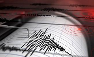 Ege Denizi'nde 4.7 büyüklüğünde deprem