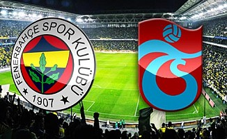 Fenerbahçe Trabzonspor derbisi ne zaman saat kaçta şifresiz hangi kanalda