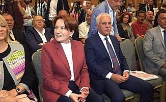 Muhalefetin ilk adayı Meral Akşener oldu