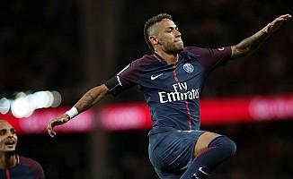 Neymar'dan 2 gol 2 asist