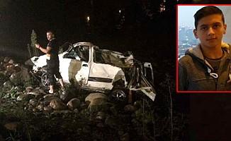 Rize'de Dehşet Verici Kaza! 2 Çocuk Öldü 3 Çocuk Yaralandı