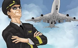 THY'ye aylık 15 bin lira maaşla pilot adayları