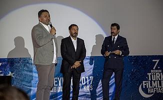 7. Bodrum Türk Filmleri Haftası'nın Ödül Töreni Gerçekleşti