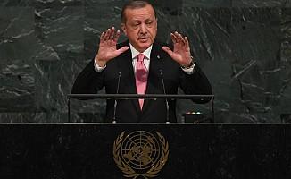 Erdoğan'dan BM Genel Kurulu'nda kritik mesajlar