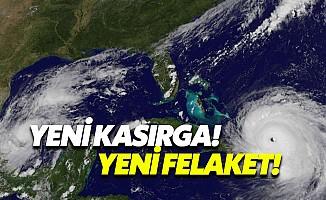 İkinci Bir Kasırga Olan Maria Geliyor Hedefi Aynı!