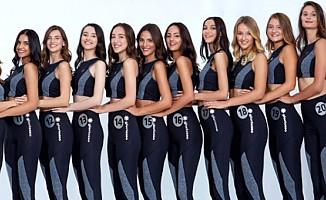 İşte Miss Turkey 2017 finalistleri