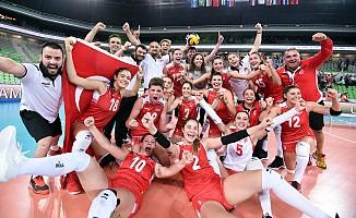 U23 Bayan Milli Voleybol Takımımız Dünya Şampiyonu Oldu...
