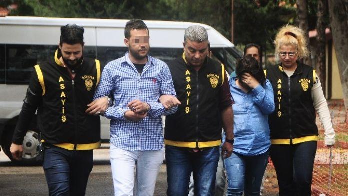 Şiddet Uygulayıp Fuhuş Yaptıran Sevgililer Tutuklandı