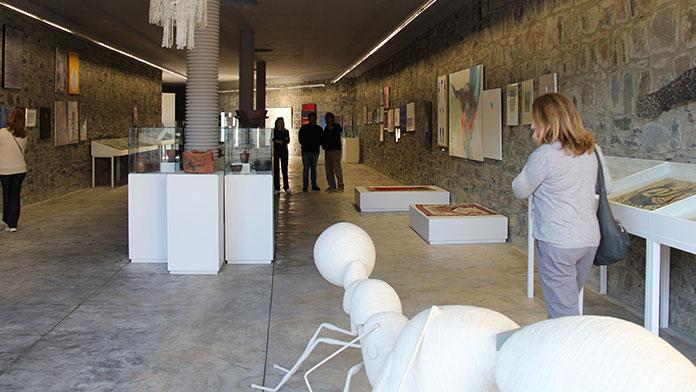 Köydeki müze dünyaya açılıyor