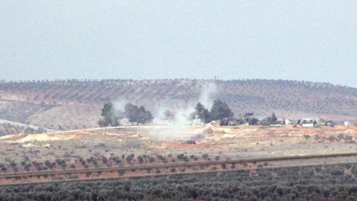 DEAŞ hedefleri vuruldu: 5 terörist öldürüldü