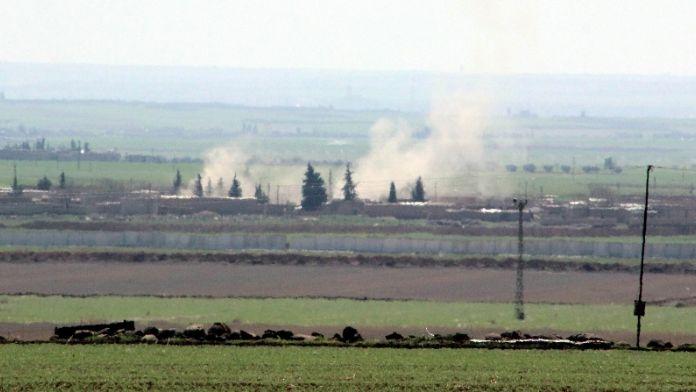 34 DEAŞ hedefi imha edildi: 20 terörist öldürüldü