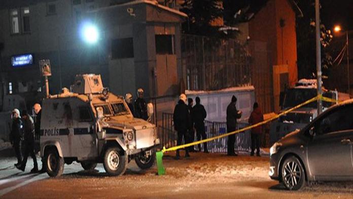 Tunceli'de Polis Noktası Bombalandı.