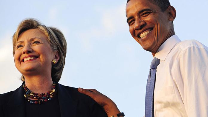 İlk bayan başkan adayı, Hillary Clinton