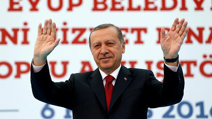 Cumhurbaşkanı Erdoğan'dan Anlamlı Kutlama