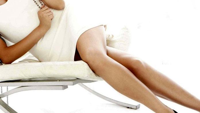 İnce ve güzel görünümlü bacak sırları