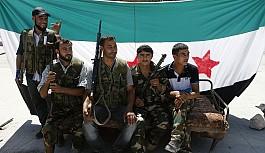 Özgür Suriye ordusu ele geçirdi.