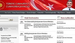Abdullah Gül'ün basın açıklamaları...