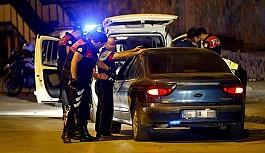 Ankara'da 8 Bin 500 Polis 'Huzur Operasyonuna Katıldı