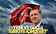 AK Parti referandum seçim sloganı