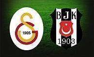 Galatasaray Beşiktaş 0-1 Geniş Maç Özeti