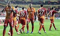 Antalyaspor Galatasaray 2-3 Geniş Maç Özeti