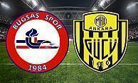 Bugsaşspor Ankaragücü maçı ne zaman saat kaçta hangi kanalda