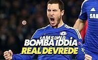 Real Madrid'in Gözü Eden Hazard'da